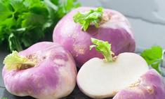 Привычная репа как источник витаминов и минералов