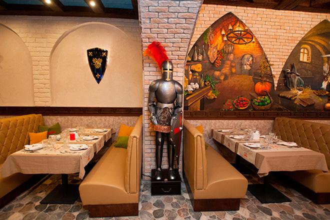 Ресторан «Рыжий Альфред», фото