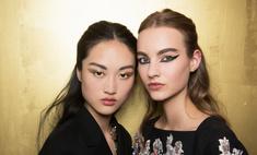 Как повторить макияж с показа DIOR Haute-Couture осень-зима