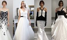 Топ-10 самых модных свадебных платьев – 2014 (мнение эксперта)