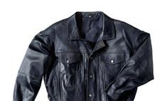 Практичные советы: восстановление внешнего вида кожаной куртки