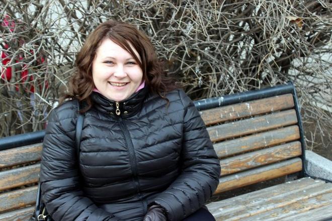 Елена Никитина, финалистка конкурса «Мисс Пышка-2016»