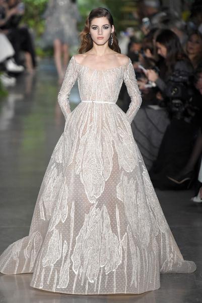 Лучшие свадебные платья из кутюрных коллекций | галерея [2] фото [2]