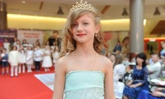 Little Miss and Little Mister Perm: девочкам – короны, мальчикам – «Оскары»