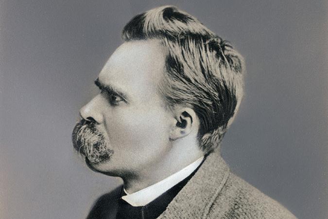Фридрих Ницше бросивший вызов