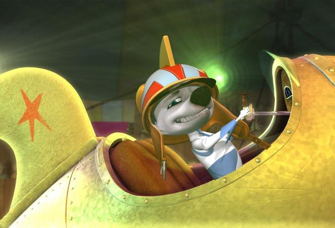 Мультфильмы про космос для детей