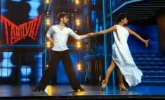 Арсен Агамалян и Оксана Васильева участвуют в шоу «Танцуй!» на «Первом канале»