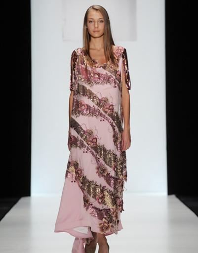 Mercedes-Benz Fashion Week: Гала-показ «Дефиле на Неве»