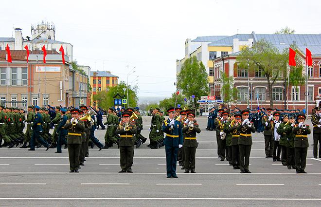 День Победы в Самаре полная праздничная программа