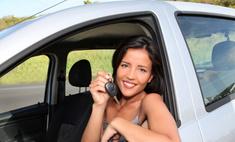 Женщина за рулем: как не попасть в аварию новичку