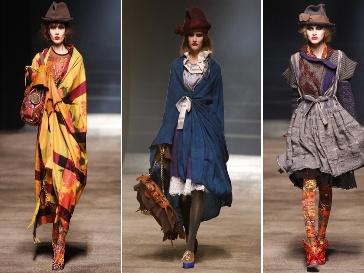 Показ Vivienne Westwood