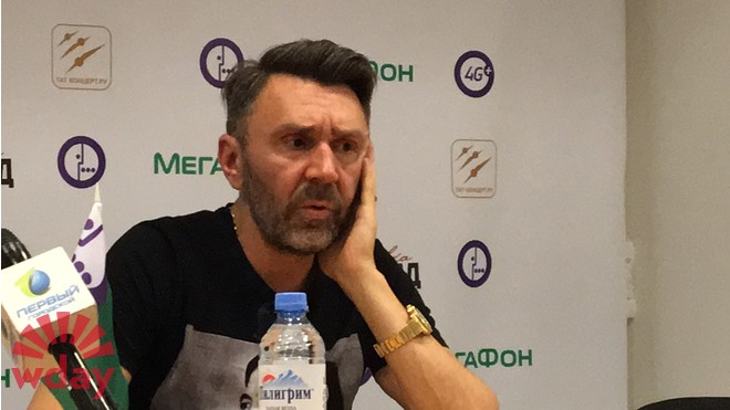 Сергей Шнуров Казань