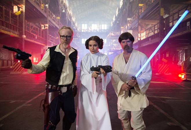 «Разрушители легенд»: правда и ложь в «Звездных войнах»