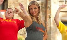 Камерон Диас продемонстрировала беременный животик