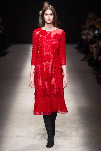 Неделя моды в Милане: день первый | галерея [2] фото [7]