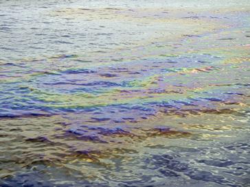 Нефтяная катастрофа уже стала реальностью