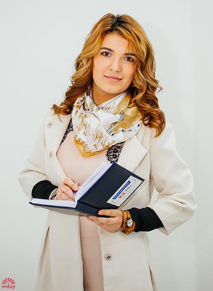 Альбина Коробкина, проект Woman's Day и «Совместные покупки на E1.RU», фото