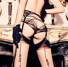 Время секса: 26 горячих комплектов нижнего белья