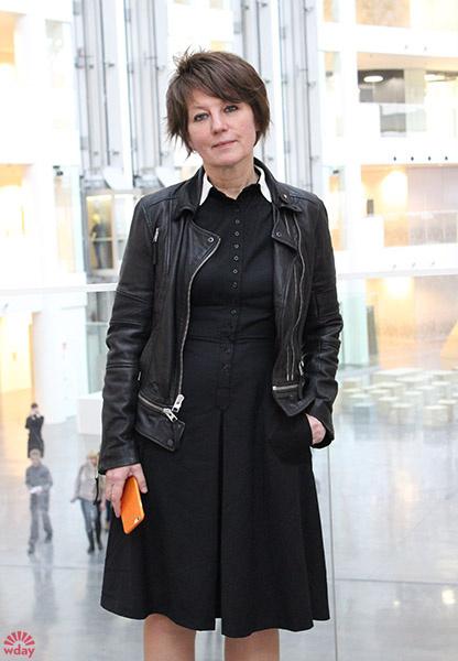 Надежда Васильева, вдова Алексея Балабанова, фото
