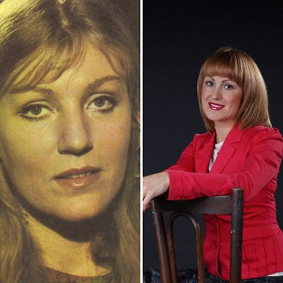 Элина Эрлих и Анна Герман