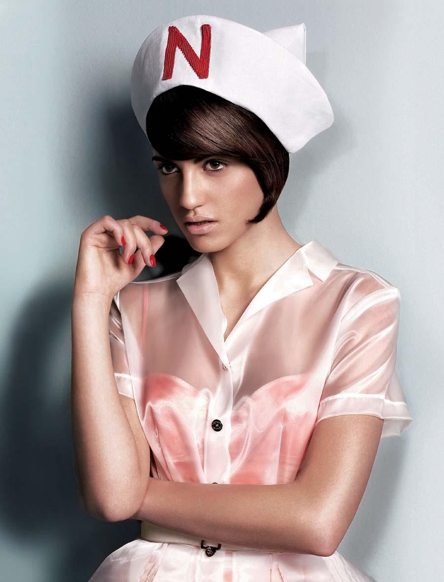 Сексуальные медсестры с красивой фигурой 3 фотография