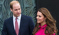 Беременная Миддлтон гоняет принца в кондитерскую
