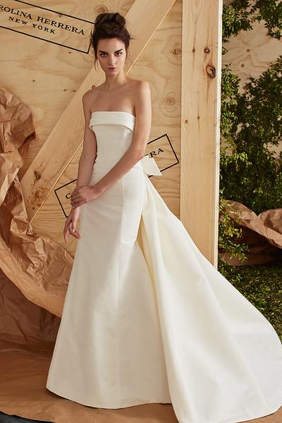 Лучшие коллекции Недели свадебной моды   галерея [7] фото [9]