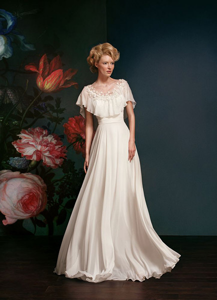 Лучшие свадебные платья 2014 года
