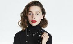 Мать Драконов стала лицом линии украшений Dior