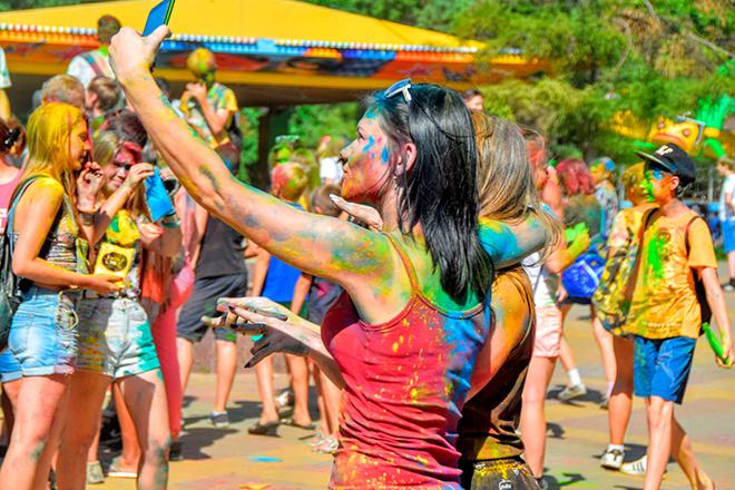 Фестиваль красок 2016 в Ростове: полный фотоотчет