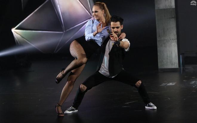 Софа - участница второго сезона проекта «ТАНЦЫ» на ТНТ