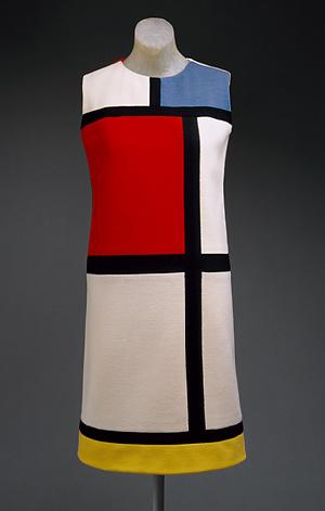 Платье Мондриан, 1965