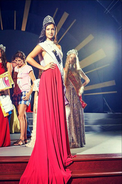 Miss World Beauty Vietnam 2015