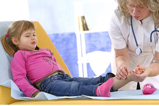 дисплазия у ребенка