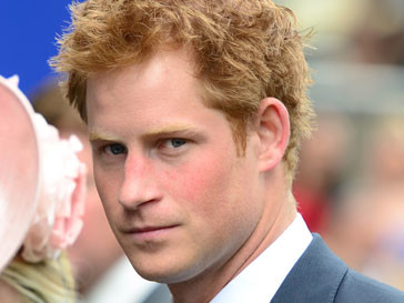 Принц Гарри (Prince Harry) снова расстался с девушкой.