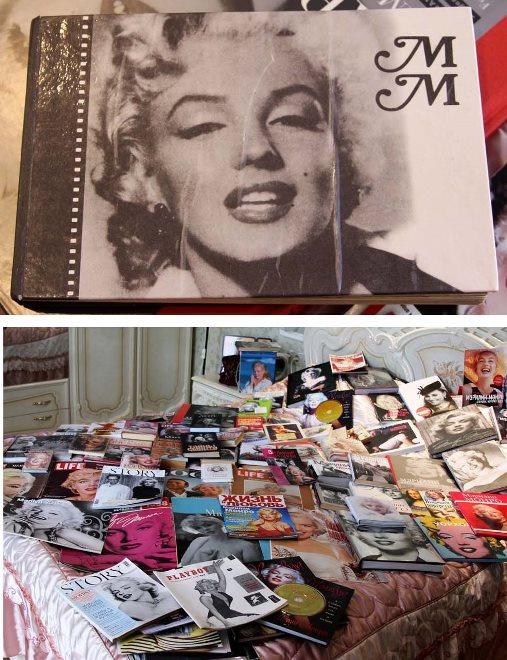 Мэрилин Монро: коллекция