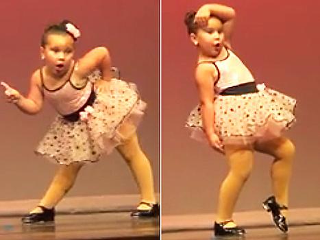 6-летняя Джоанна Колон – новая звезда интернета