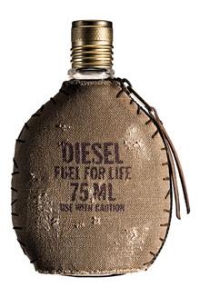 Туалетная вода Fuel for Life, Diesel