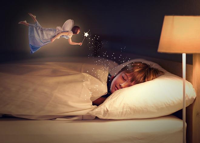 Жаль только, что во сне иногда переворачиваюсь на спину, и тогда начинают сниться кошмары.