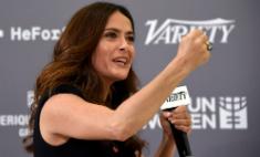 Сальма Хайек: «На мужчин нельзя давить»