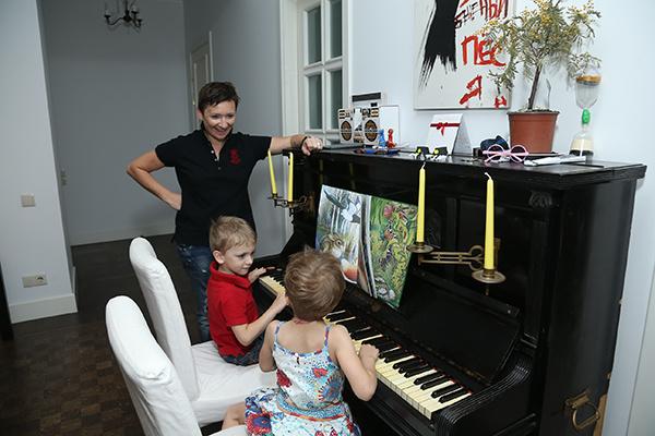Диана Арбенина: семья, дети фото
