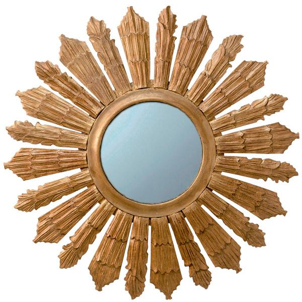 Зеркало, салон Yves Delorme Lifestyle by Mis en Demeure