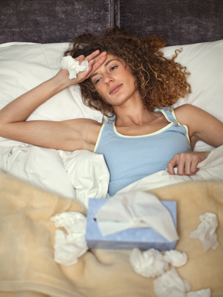 Сезон гриппа: профилактика и лечение