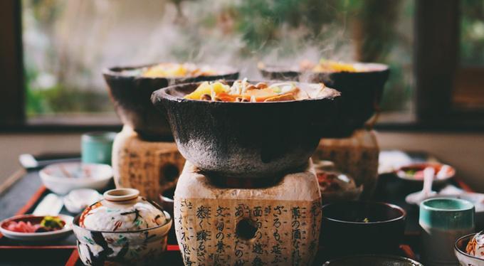 5 японских правил питания