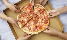 Рецепт сливочной пиццы