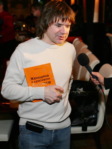 Евгений Осин: песня «Ялта» стала визитной карточкой