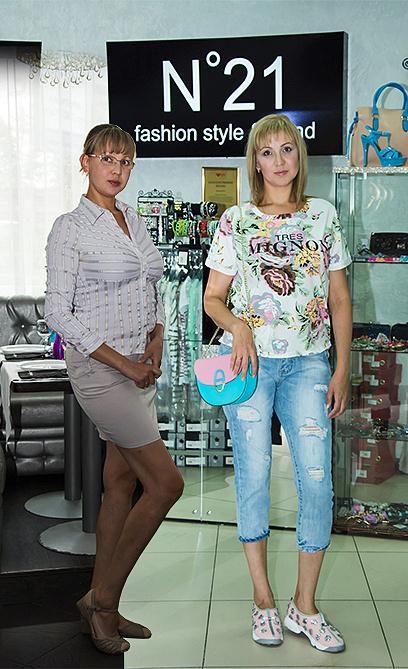 Ирина Данилова сменила образ