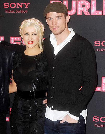 Кэм Жиганде (Cam Gigande) и Кристина Агилера (Christina Aguilera)