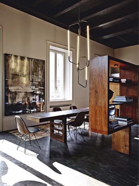 Лучшие интерьеры квартир 2014: вспомнить всё! | галерея [3] фото [8]