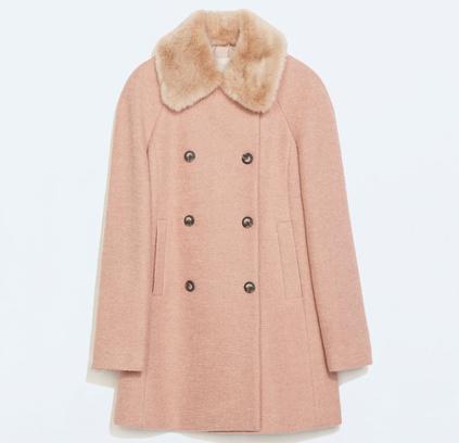Пальто Zara, 4999 р.